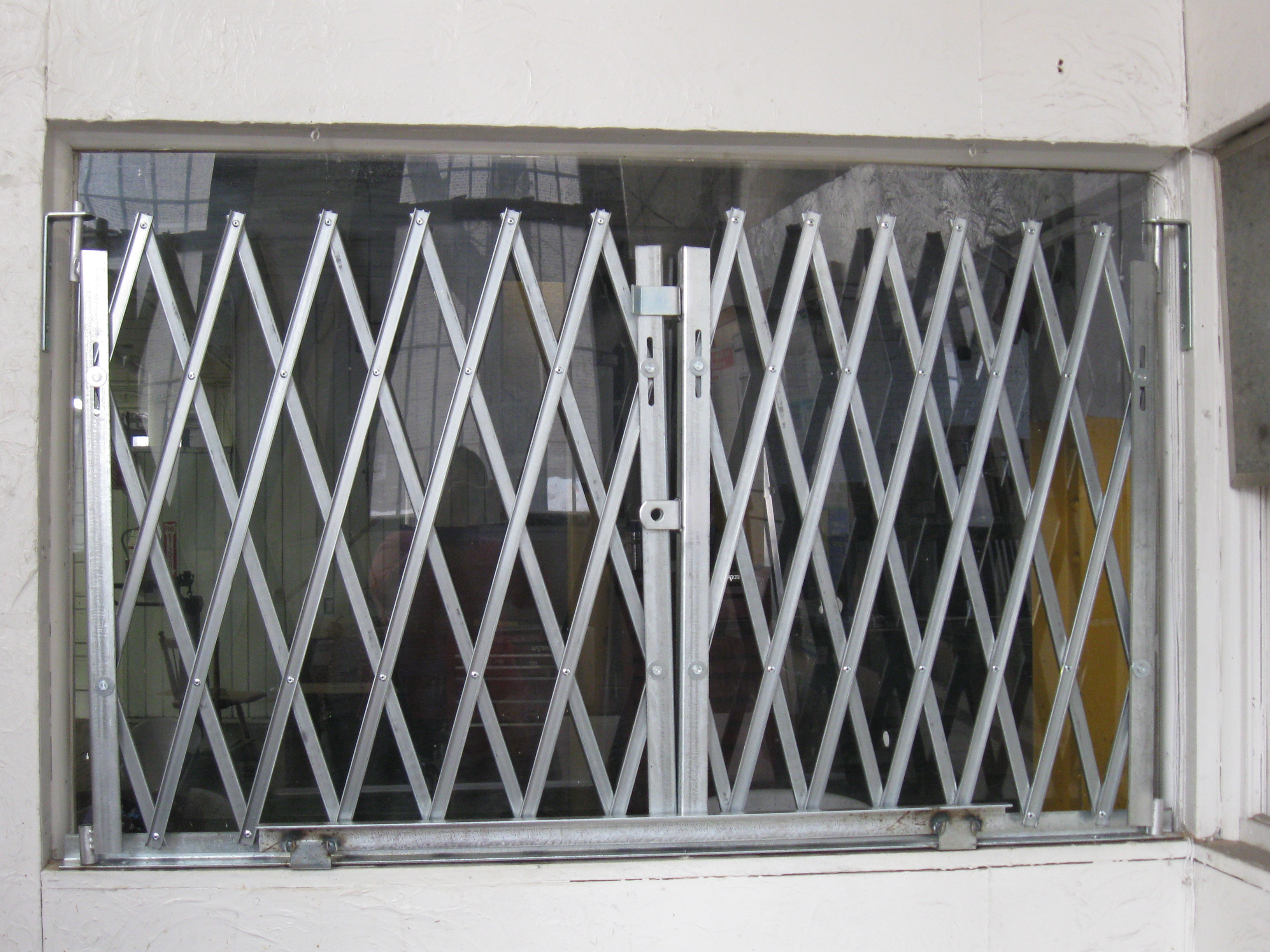 Window Security Gates Illinois Engineered Products