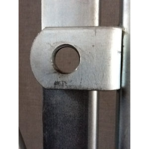 Door Gate Padlock Hasp