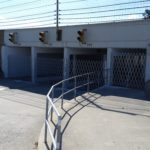 Overhead Door of Indianapolis, IEP Single Gate, Illinois Engineered Products, Folding Gate, Security
